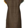 Suknelė Rūta, dryžuota (nugara)